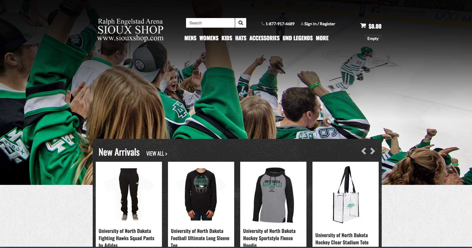Sioux Shop