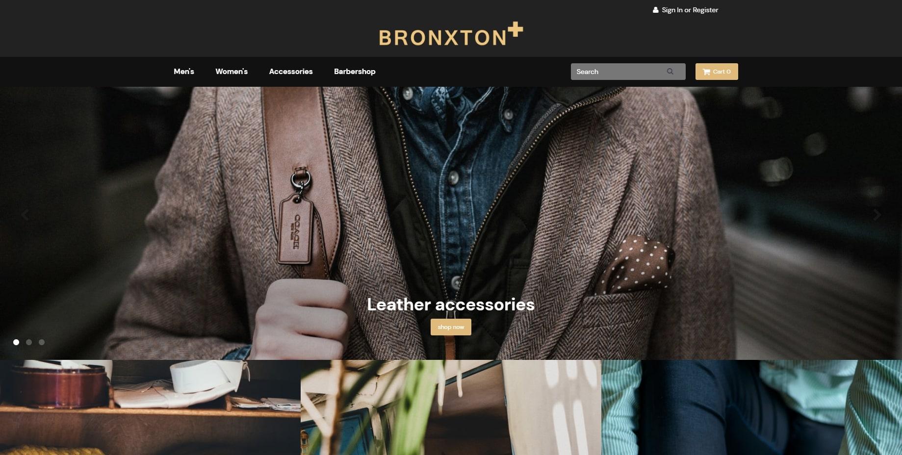 Bronxton
