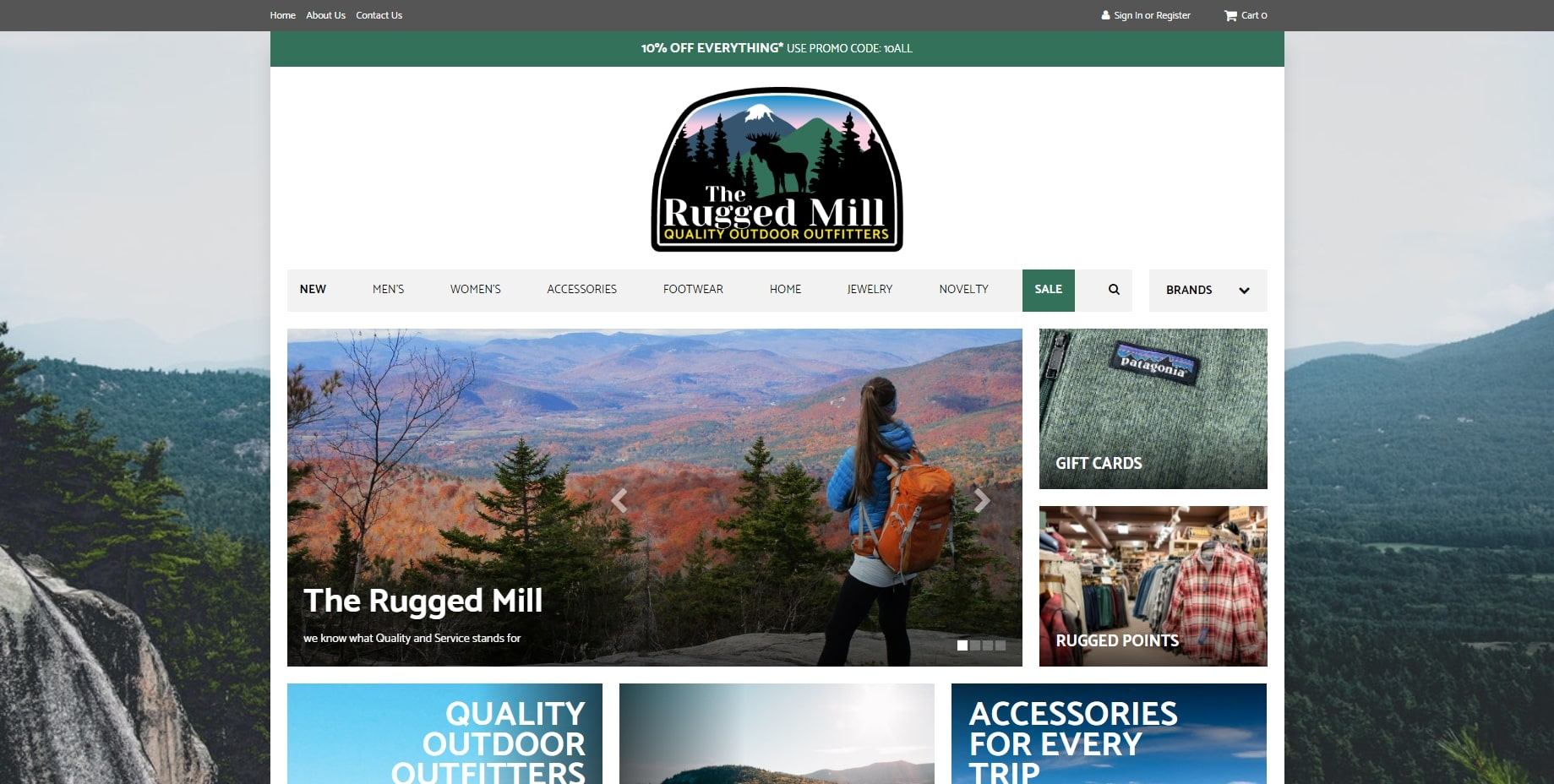 The Rugged Mill