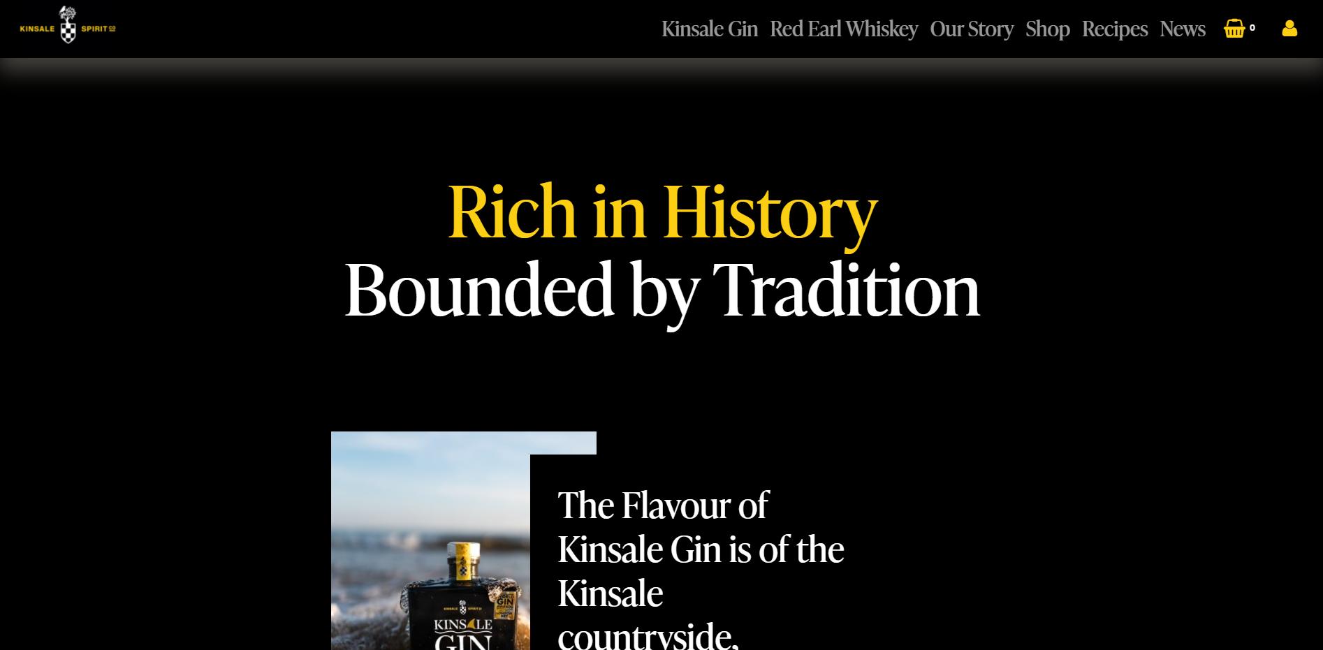 Kinsale Spirit